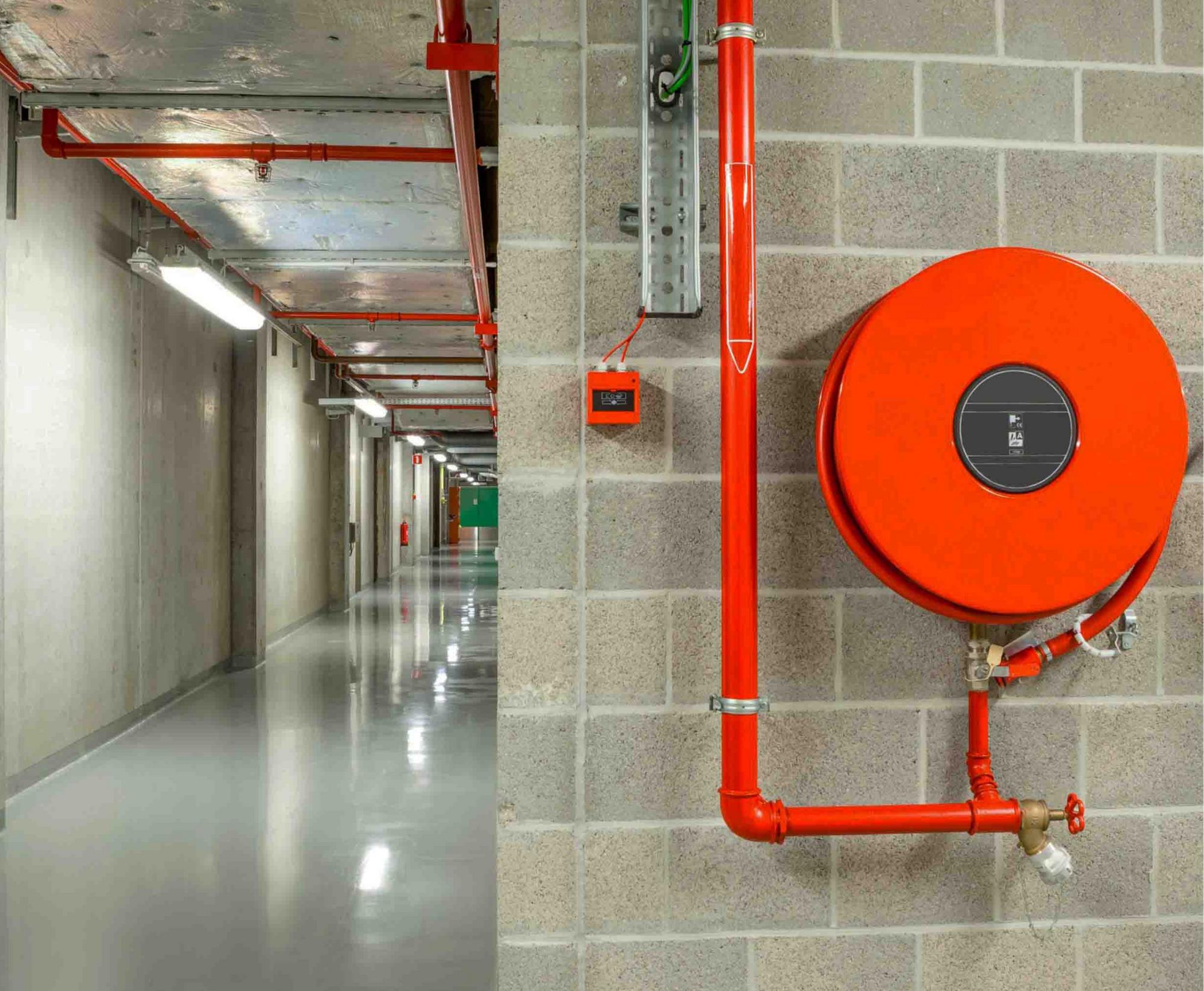 Firefighting Solution